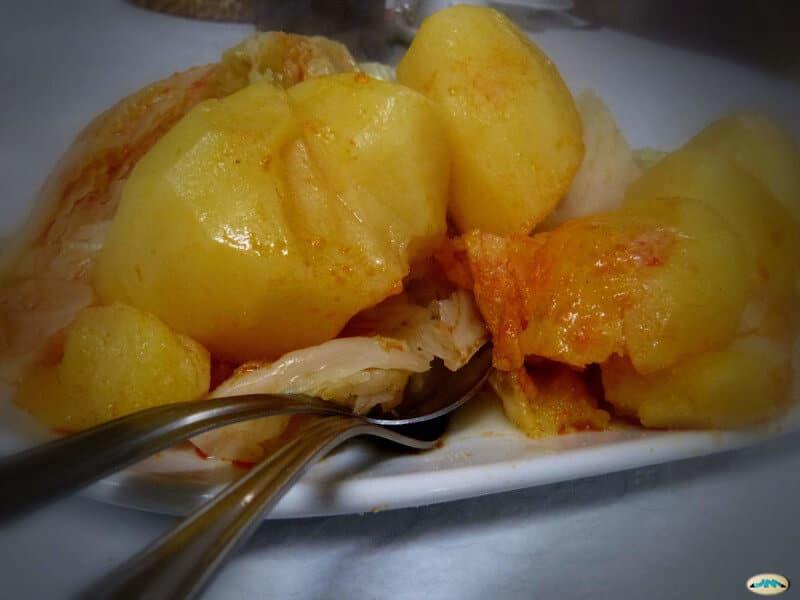 Guiso de patatas