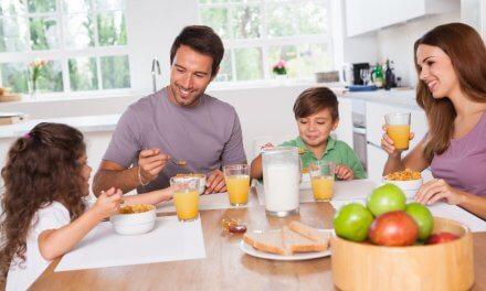 Consejos para erradicar malos hábitos alimenticios con la vuelta al cole