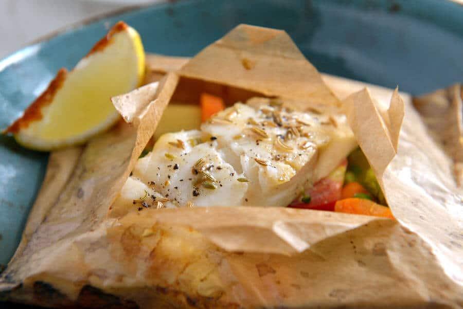 8 recetas fáciles para cocinar pescado en papillote