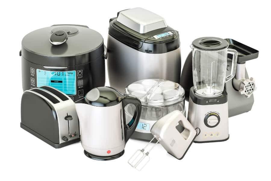 pequeños electrodomesticos cocina