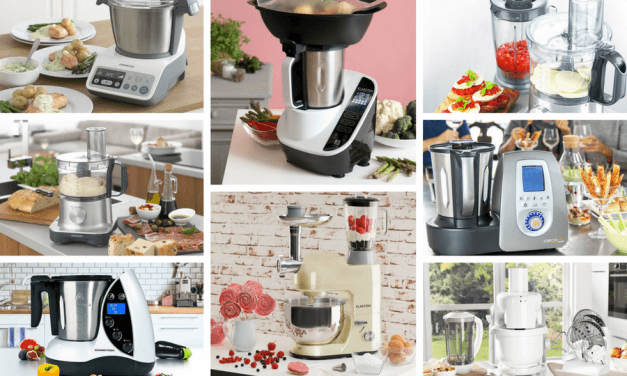 ¿Robot de cocina o procesador de alimentos? Claves para elegir el que más te conviene