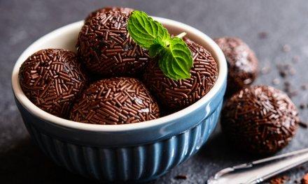 Brigadeiros, dulce tradicional brasileño [Receta fácil]