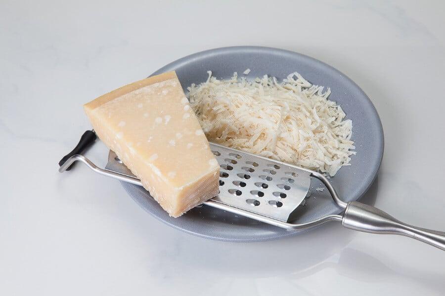 queso parmesano con glutamano natural