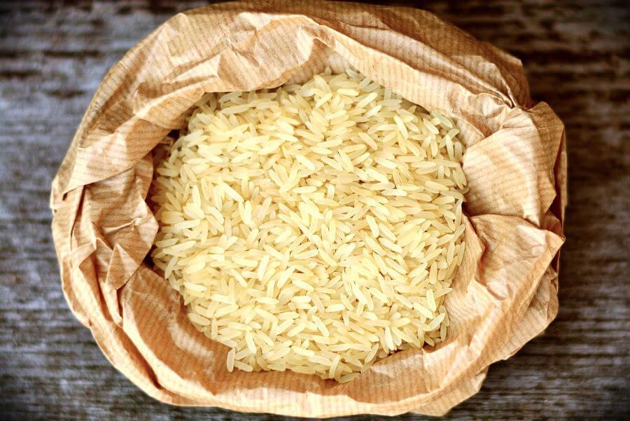 saco arroz