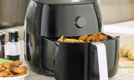 Cocinar con freidoras sin aceite: ventajas y precauciones