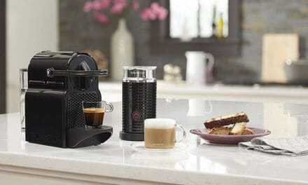 Cómo limpiar una cafetera Nespresso