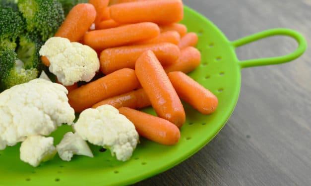 Cocinar al vapor: beneficios e ideas para preparar platos deliciosos y saludables