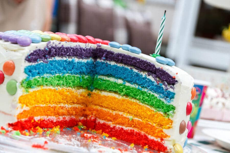 rainbow cake tarta arcoiris