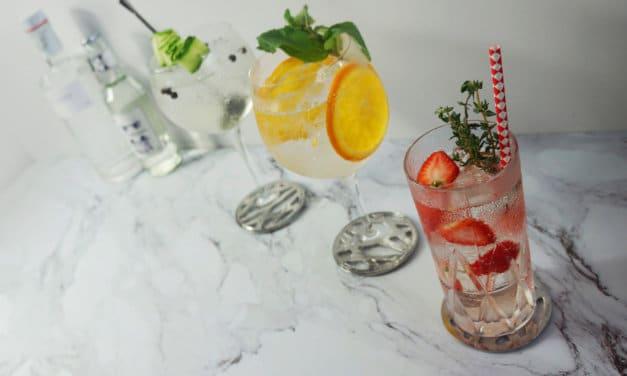 10 ideas para preparar cócteles con ginebra: recetas y curiosidades