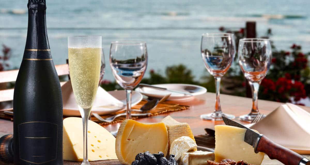 5 propuestas de maridaje para un vino espumoso