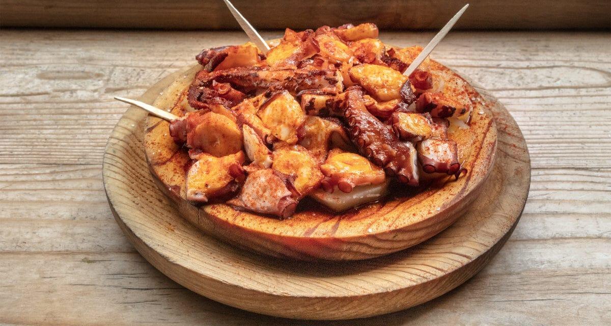 Pulpo a la gallega y otras 9 deliciosas recetas más para cocinar con pulpo ya cocido