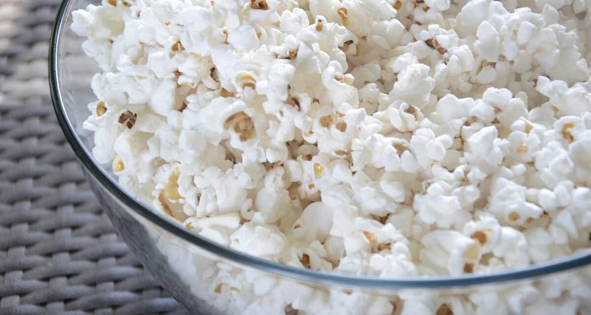 Palomitas de maíz caseras vs. Palomitas de sobre: lo que tienes que saber