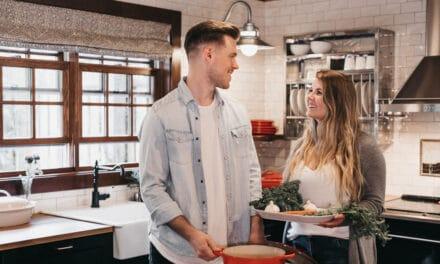 Consejos para organizar una cocina y que cocinar sea más cómodo