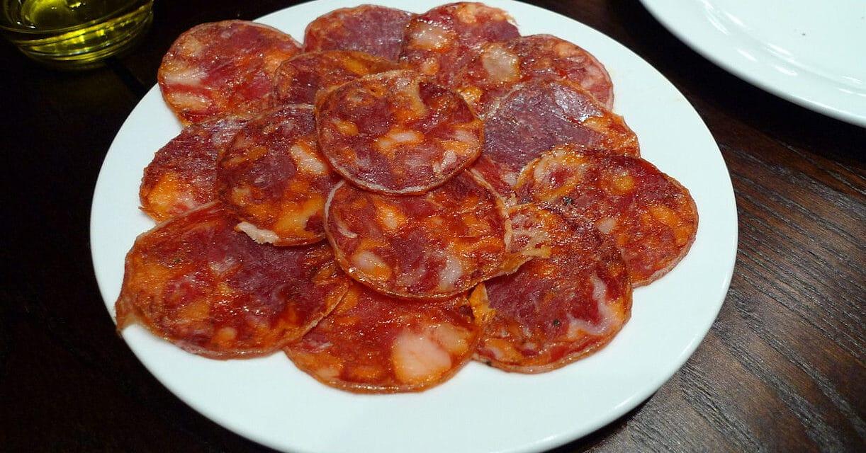 Varias ideas para cocinar con chorizo ibérico