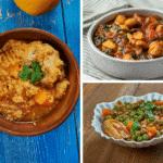 3 guisos con pollo fáciles de cocinar con pocos ingredientes