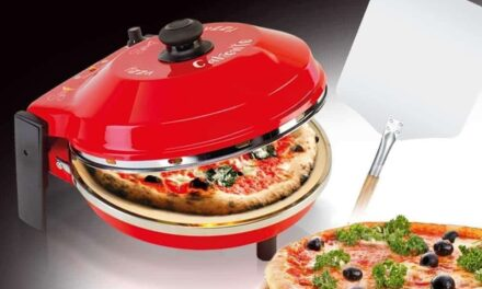 Descubre los hornos para pizza Spice: tu pizza perfecta en 5 minutos