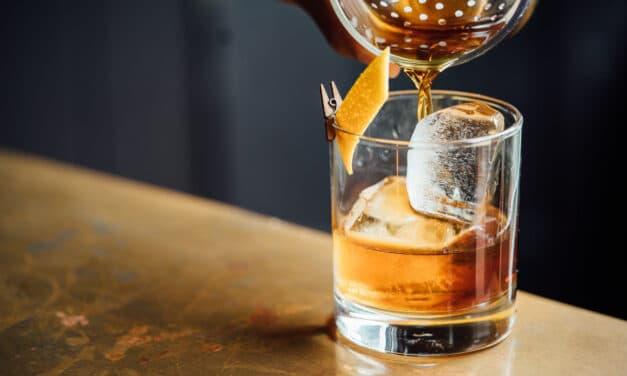 3 recetas de cocktails con whisky fáciles de preparar