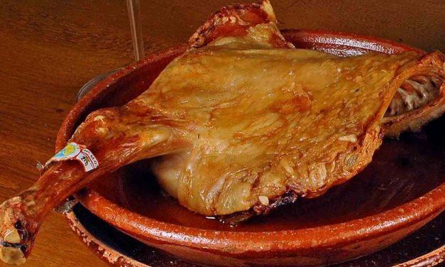 Lechazo castellano: el manjar del cordero está en Castilla y León
